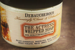 The Actress Whipped Soap