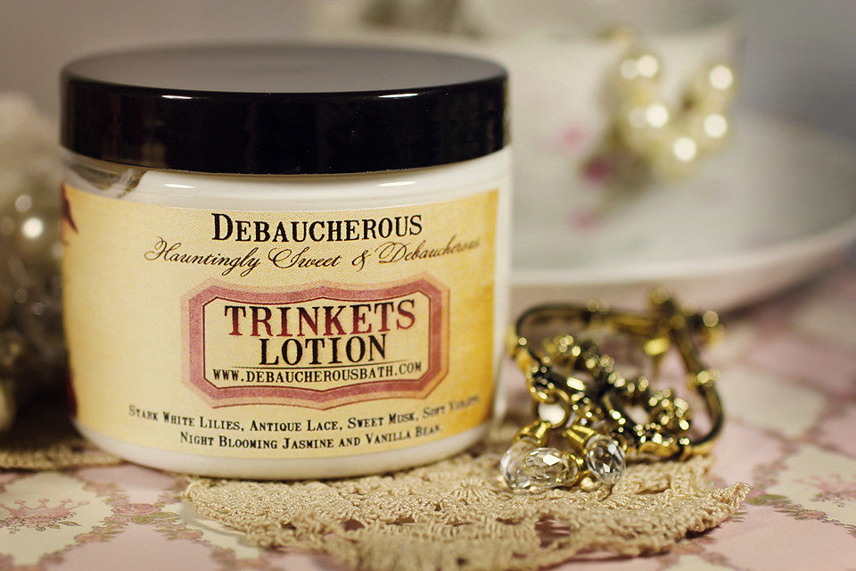Trinkets Lotion