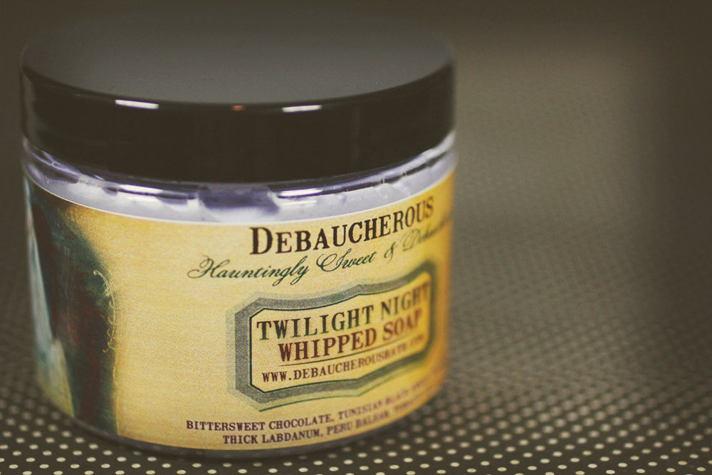 Twilight Night Whipped Soap