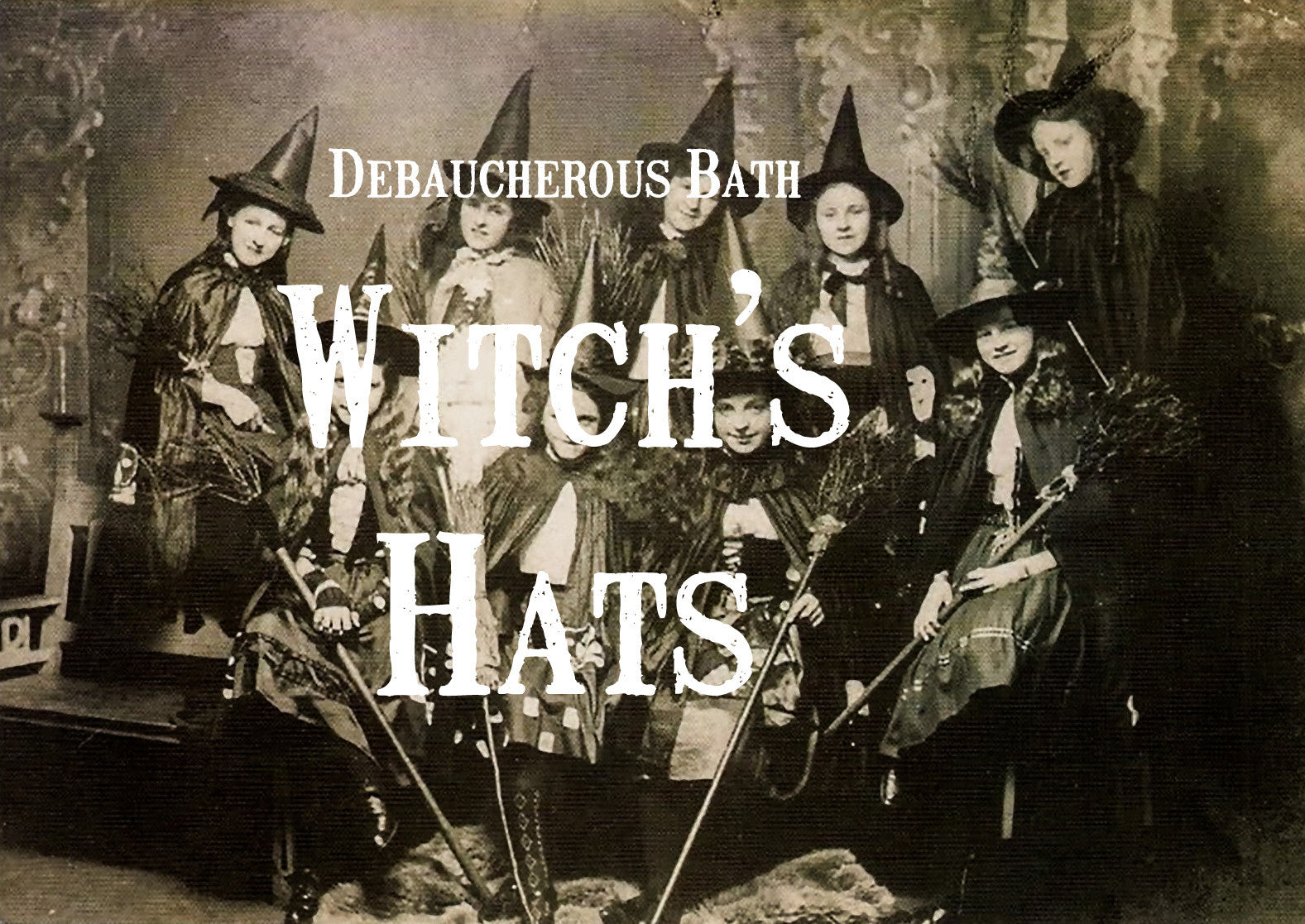 Witch's Hats Perfume