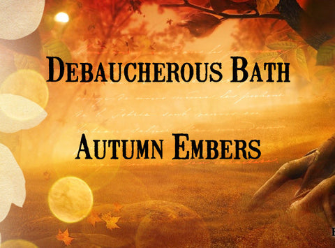 Autumn Embers Whipped Soap