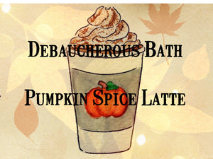 Pumpkin Spice Latte Lotion