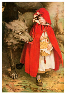 Red Riding Hood's Basket Lotion