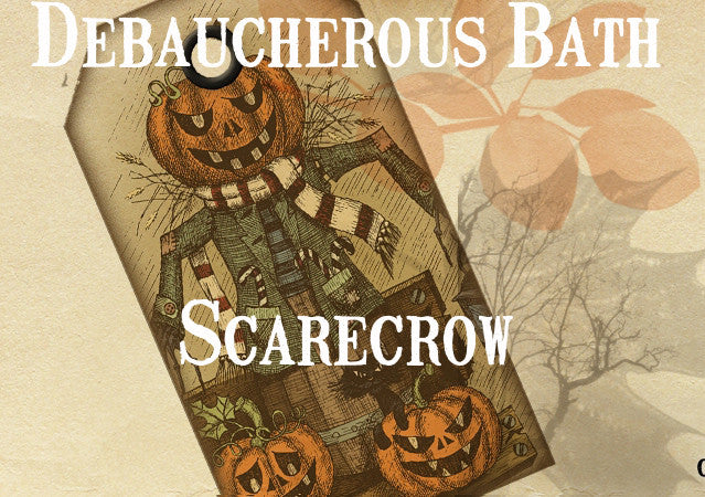Scarecrow Whipped Soap