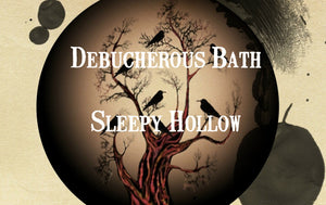 Sleepy Hollow Whipped Soap