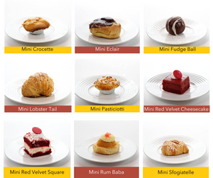 Desserts and Pastries for Pick Up - Bovella's Cafe