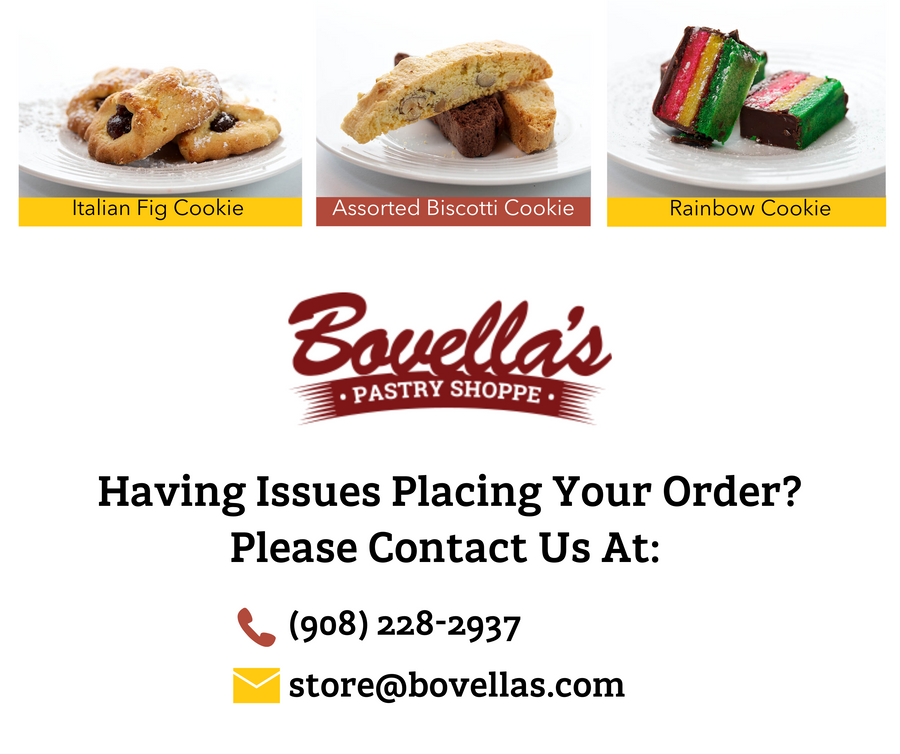 2lbs. of Mixed Cookies - Bovella's Cafe