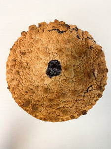 "9"" Blueberry Crumb Pie - Bovella's Cafe"