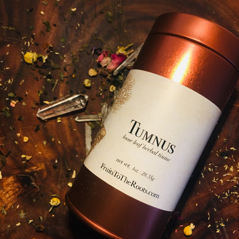 Tumnus, herbal tisane