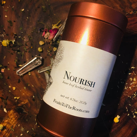 Nourish -- Herbal Tisane
