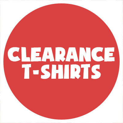 5. Clearance T-Shirts
