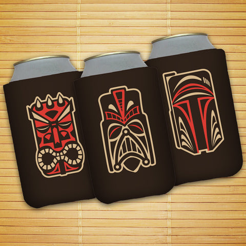 Tiki Empire Koozie Set - Star Wars Inspired