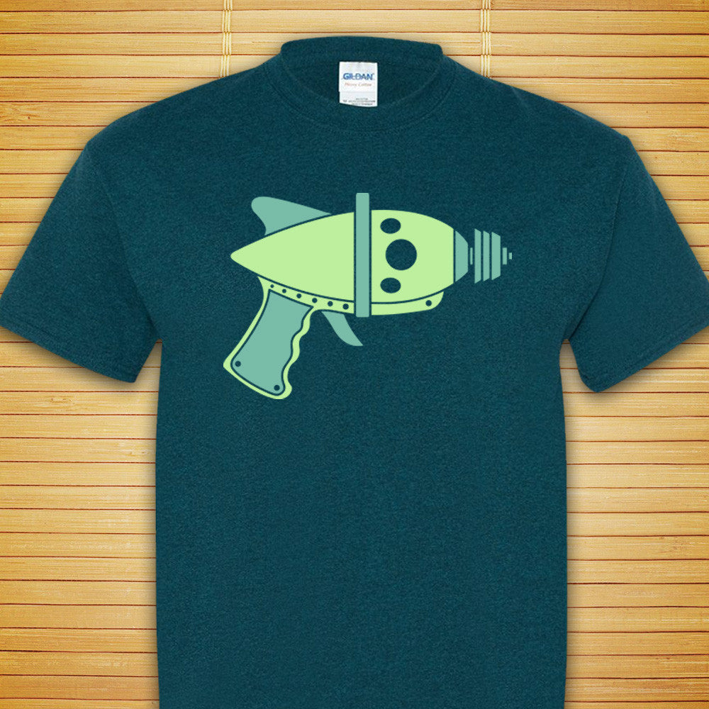 Atomic Raygun - Shirt