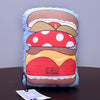 "Power Burger - 8"" Stuffed Toy"