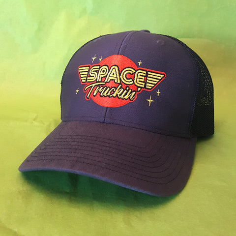Space Truckin' - Trucker Hat