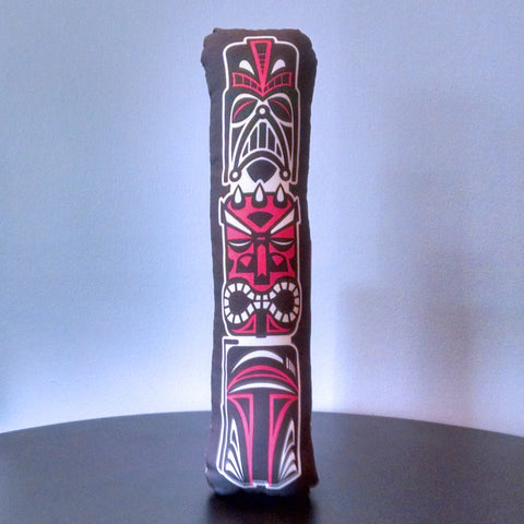 "Star Wars Tiki Totem - 14"" Stuffed Tiki Totem"