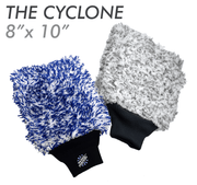 The Rag Company – The Cyclone Premium Korean Microfiber Wash Mitt with Cuff