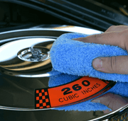 The Rag Company – Premium Korean Eagle Microfiber Detailing Applicator Sponge Pad