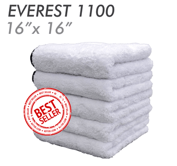 The Rag Company – Everest 1100 Ultra Plush Microfiber Towel