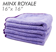 The Rag Company – Minx Royale Coral Fleece 70/30 Microfiber Towel