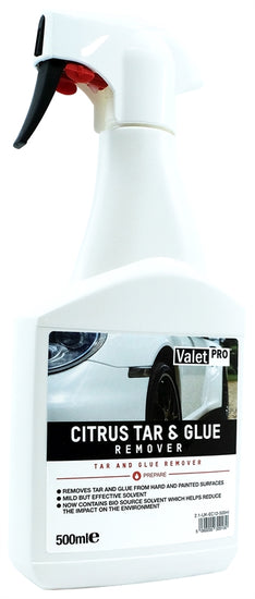 Valetpro Citrus Tar and Glue Remover - 500ml