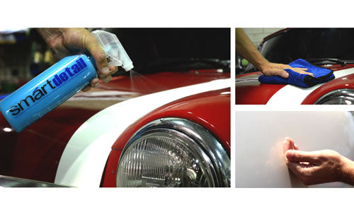 SmartDetail Quick Detail Spray Wax - 12 x 470ml