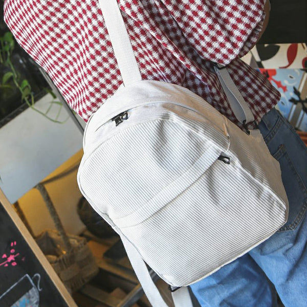 Soft Minimal Backpack