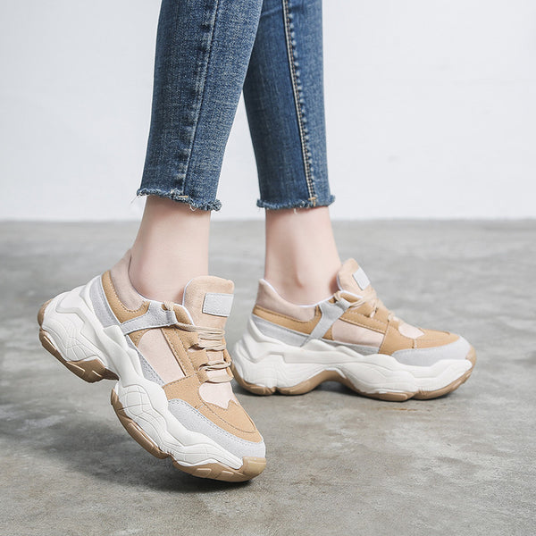 Casual Platform Sneakers