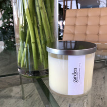 Load image into Gallery viewer, Garden Scented Luxury Soy Candle