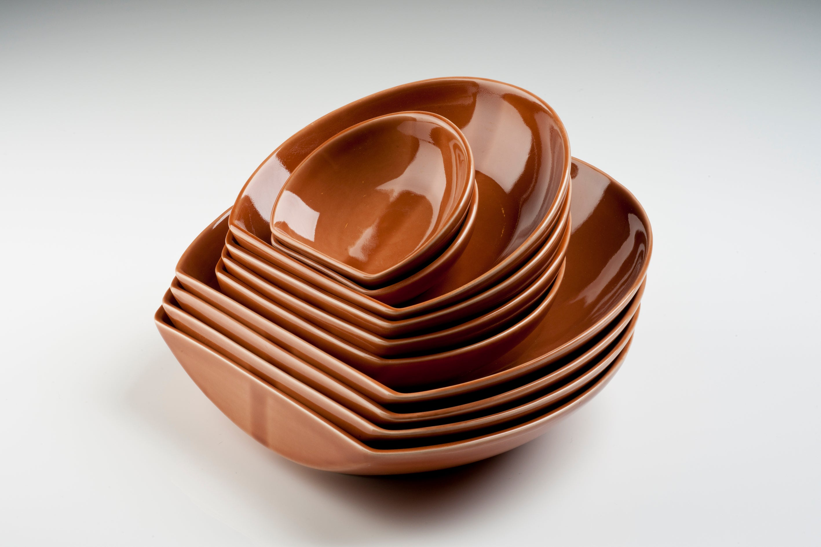 Terracotta - Set of 10
