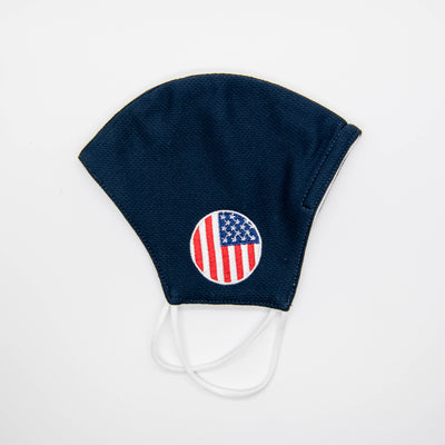 Stars & Stripes Daily Face Mask-reNEU Earth