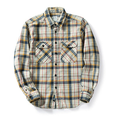 Beggarmans trend plaid vintage shirt