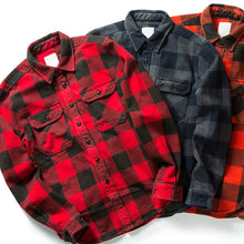 Load image into Gallery viewer, Beggarmans trend plaid vintage shirt