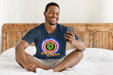 Load image into Gallery viewer, Beggarmans trend Good Vibes.Unisex Jersey Short Sleeve Tee