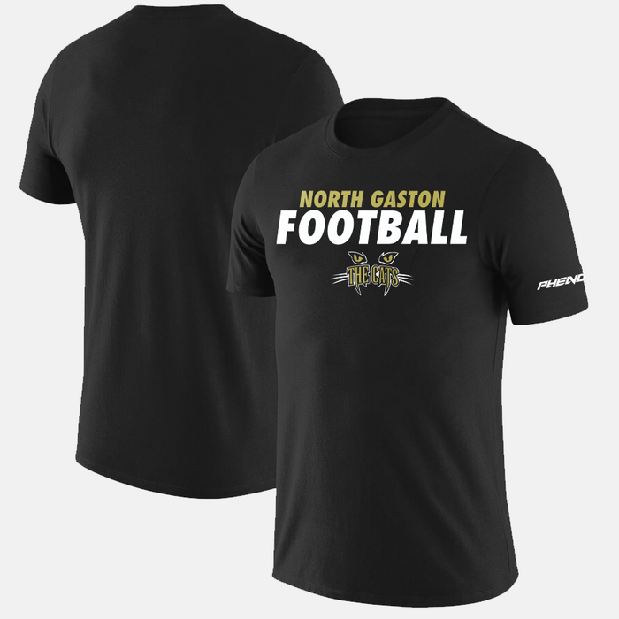 North Gaston Football Tee