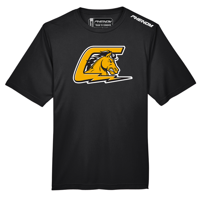 Clark High School Spirit Pack: Vapor-Dri SS Performance Shirt