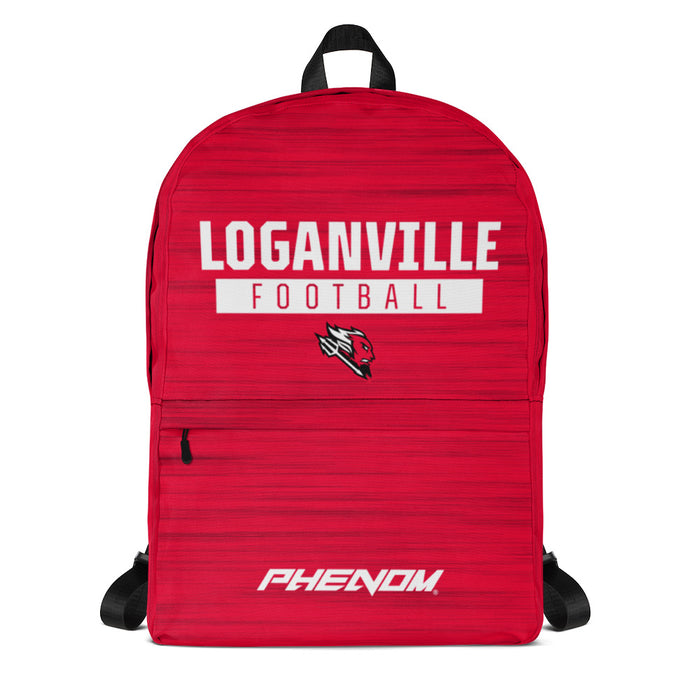Loganville Football Backpack