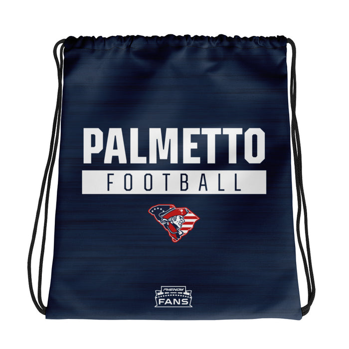 Palmetto Football Drawstring bag