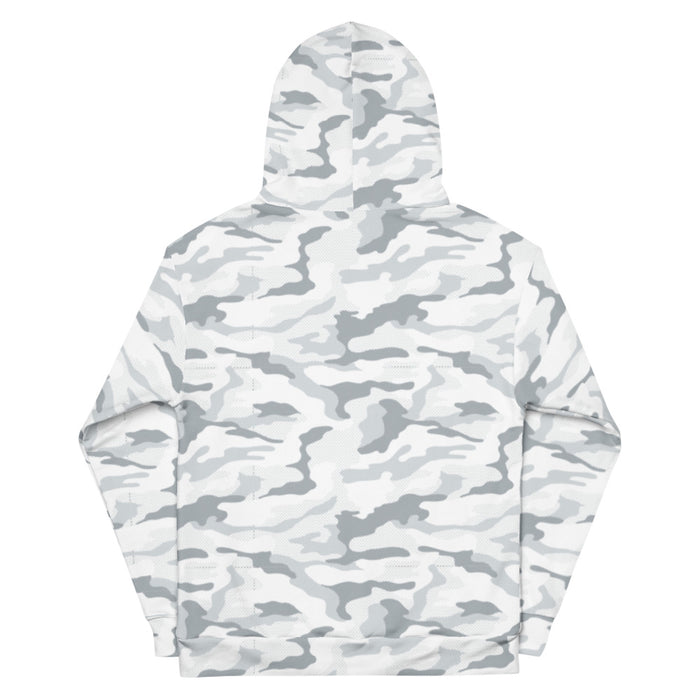 Loganville Football White Camo Hoodie
