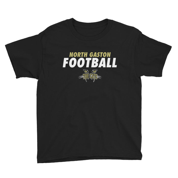 North Gaston Football Youth Tee