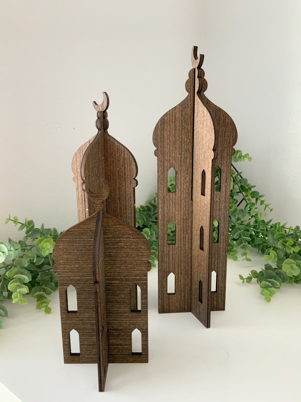 Rustic Bundles (with Dark Brown Minaret set)