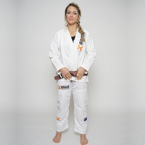 Jiu Jitsu Gi Female White