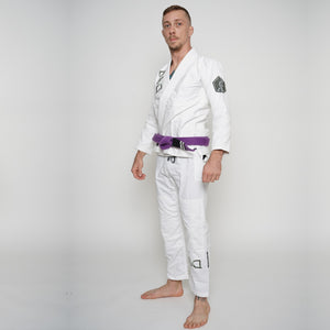 Jiu Jitsu Gi Male Braus White Dna