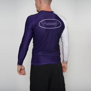 Rash Guard Junior Fernandes Long Sleeve Belt Rank