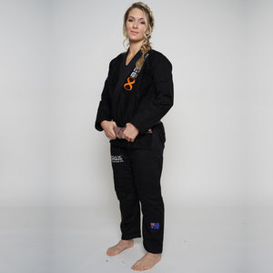 Jiu Jitsu Gi Female Black