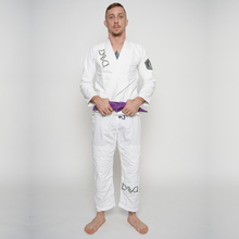 Load image into Gallery viewer, Jiu Jitsu Gi Male Braus White Dna
