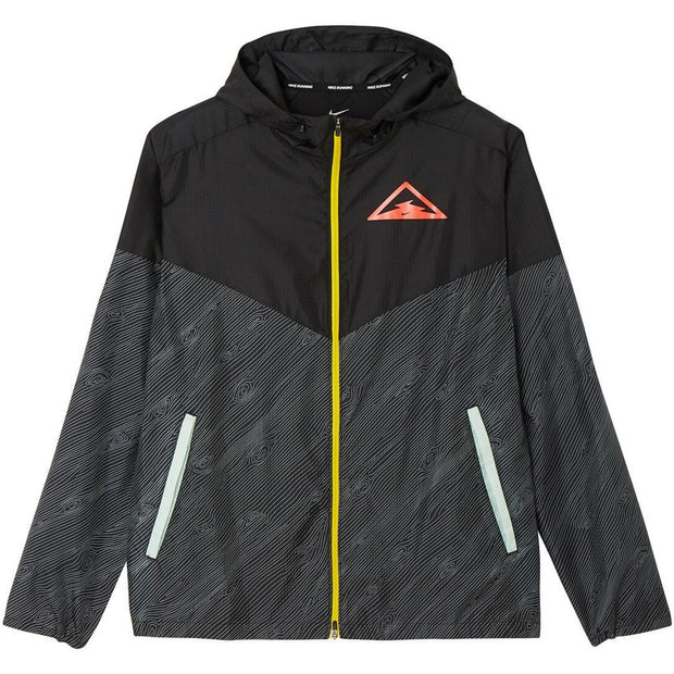 Nike Trail Windrunner Black - LUDOMODUS