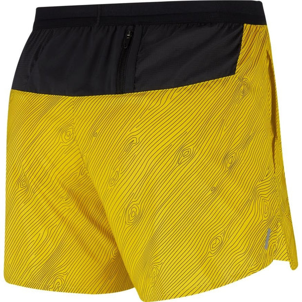 Nike Trail Flex Stride Shorts Yellow - LUDOMODUS