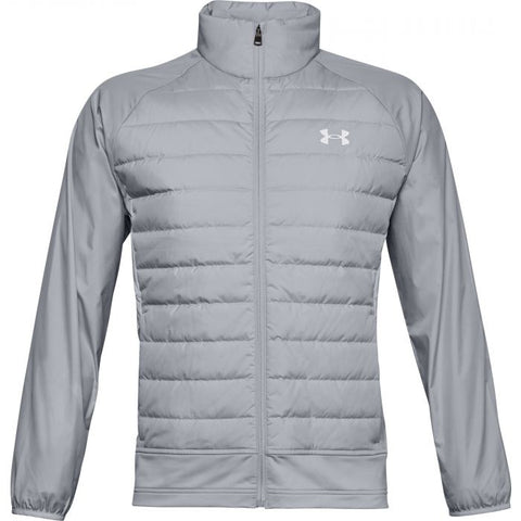 Under Armour Runnning Jacket Grey - LUDOMODUS