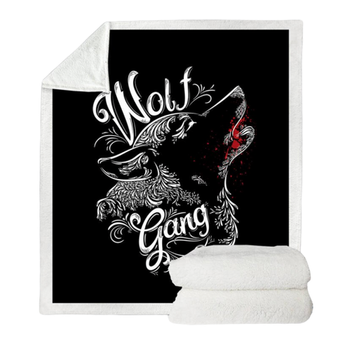 Couverture Loup Gang